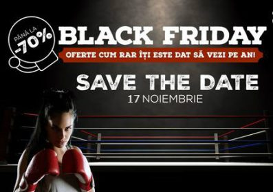 Top Magazine Participante la Black Friday in 2019